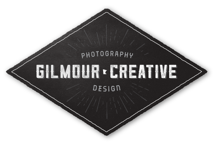 Gilmour Creative Minnesota Photographer & Graphic Designer