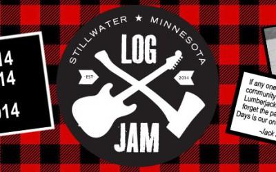 Stillwater Log Jam This Weekend