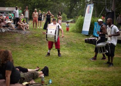 more-drum-line