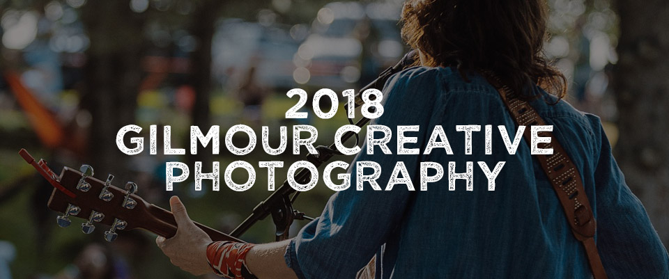 2018 Gilmour Creative Photography