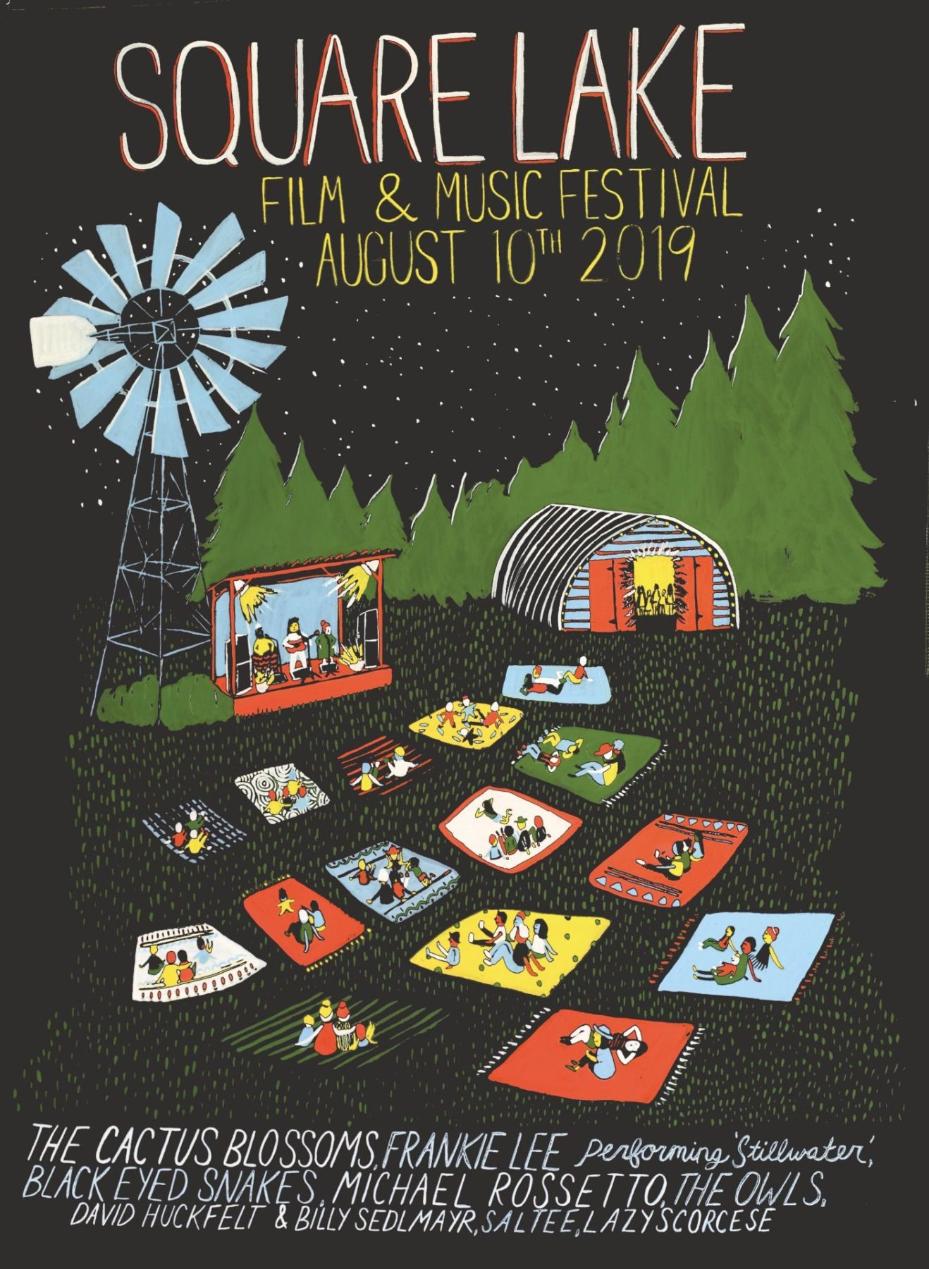 Square Lake Festival - Minnesota Independent Film and Music Festival